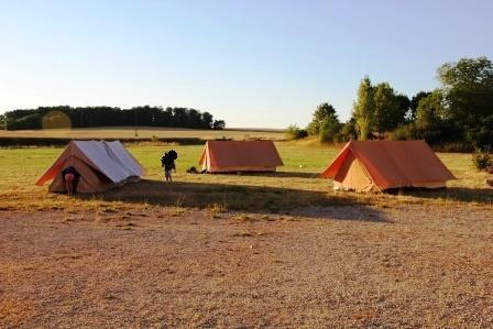 Possibilité de camper